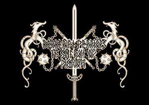 barbarian warriors in search of wisdom logo