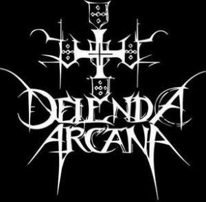 delenda arcana logo