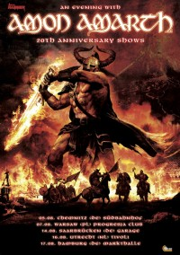 amon amarth 20th