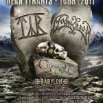 dead tyrants tour 2011