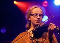 Korpiklaani's nieuwe violist