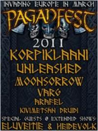 Paganfest 2011 - Folk-metal nl