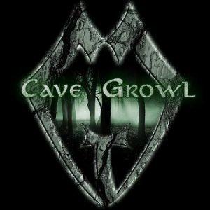 cave growl logo