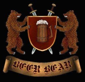 beer bear logo