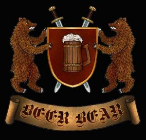 beer bear logo