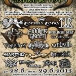 hornerfest 2013 flyer
