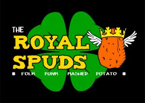 The Royal Spuds logo