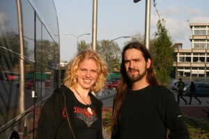 Dorien of Folk-metal.nl had a nice interview with Finntroll this evening.