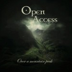open access over a mountain peak