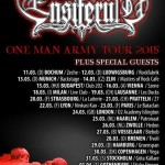 ensiferum tour 2015
