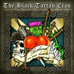 the black tartan clan with scotland in our hearts