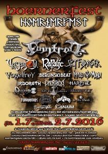 hornerfest 2016