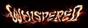 whispered logo