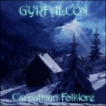 gyrfalcon carpathian folklore