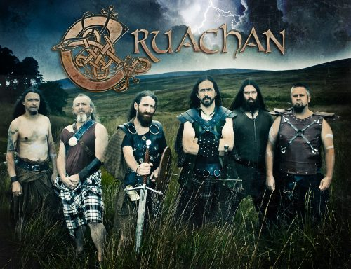 Interview with Keith of Cruachan - Folk-metal.nl