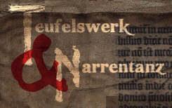 teufelswerk & narrentanz logo