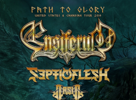 ensiferum usa tour 2019