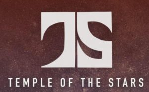 temple of the stars logo