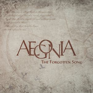 Aegonia The Forgotten Song