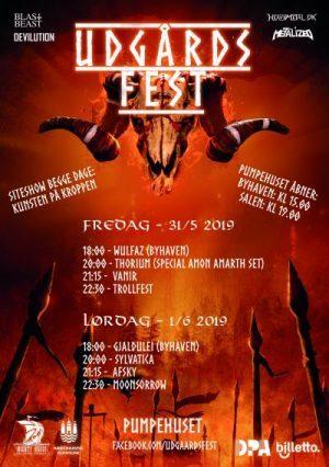 Udgardsfest 2019