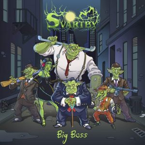 Svartby big boss