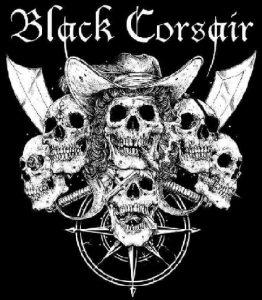 Black Corsair logo