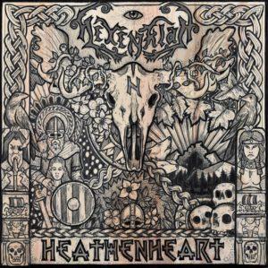 Hexenklad HeathenHeart