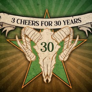 Fiddler's Green 3 Cheers for 30 Years