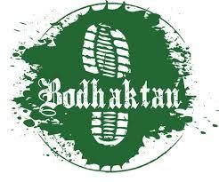 Bodh'aktan logo