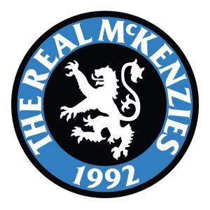 The Real McKenzies logo
