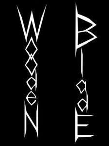 Wooden Blade logo